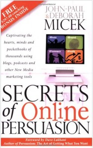 Secrets of Online Persuasion by Deborah